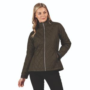 Regatta Ladies Charna Jacket Dark Khaki