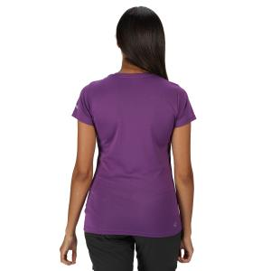 Regatta Ladies Fingal V Top Plum Jam