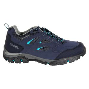 Regatta Ladies Holcombe IEP Low Boots Navy/Atlantis