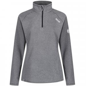 Regatta Ladies Montes Fleece Dark Light Steel
