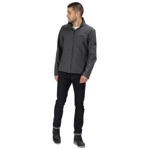 Regatta Mens Cronan Jacket R Grey Marl