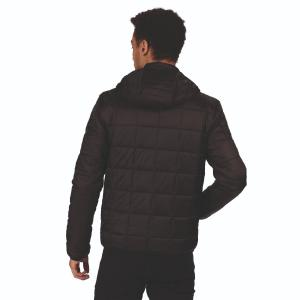 Regatta Mens Danar Jacket Black