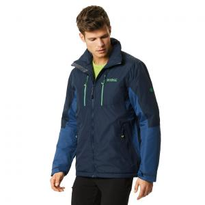 Regatta Mens Fabens II Jacket Navy/Dark Denim