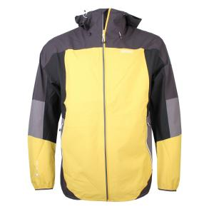 Regatta Mens Imber IV Waterproof Jacket Grapefruit