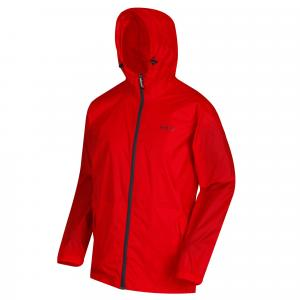 Regatta Mens Pack-It III Jacket Pepper/Seal Grey