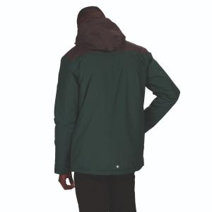 Regatta Mens Thornridge II Jacket Deep Pine/Ash
