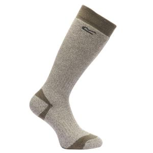 Regatta Mens Wellington Socks Moss