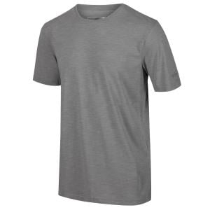 Regatta Mens Tait T-Shirt Rock Grey