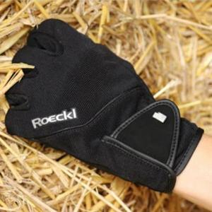 Roeckl® Unisex Adult Milano Gloves Black