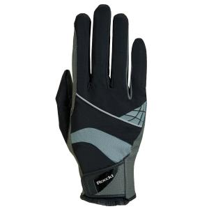 Roeckl® Montreal Riding Glove Black/Grey