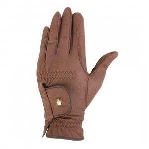 Roeckl® Roeck-Grip Chester Riding Gloves Mocha