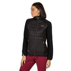 Regatta Ladies Andreson V Hybrid Jacket Black