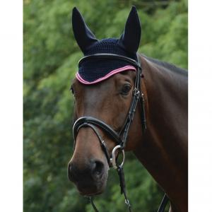 Saxon Element Ear Cover Navy/Pink