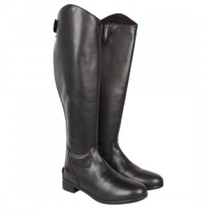 Saxon Ladies Syntovia Dress Boots Black