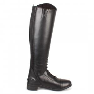 Saxon Ladies Syntovia Field Boots Black