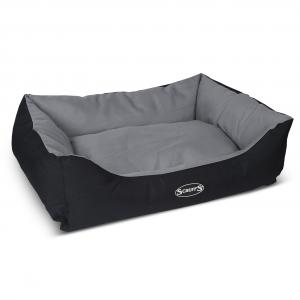 Scruffs Expedition Box Bed Graphite