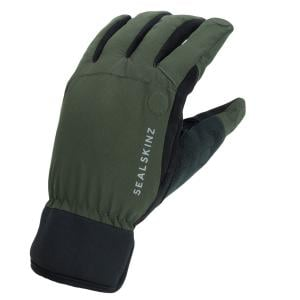 Sealskinz Waterproof All Weather Sporting Gloves Olive