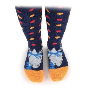 Shires Childs Fluffy Socks Unicorn