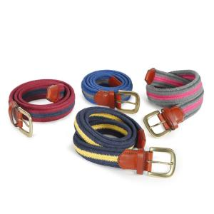 Shires Ladies Aurora Belt Blue/Grey