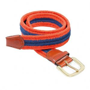 Shires Aurora Belt Blue/Orange