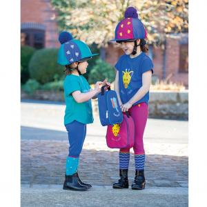Shires Childs Tikaboo Jodhpurs Blue