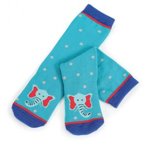 Shires Childs Tikaboo Socks Elephant