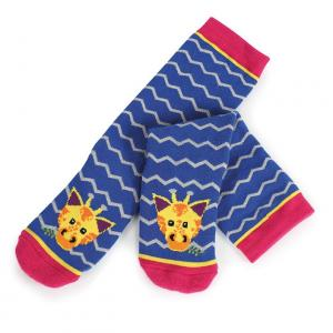 Shires Childs Tikaboo Socks Navy
