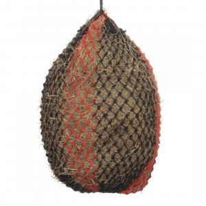 Shires Deluxe Haylage Net Large Black/Red