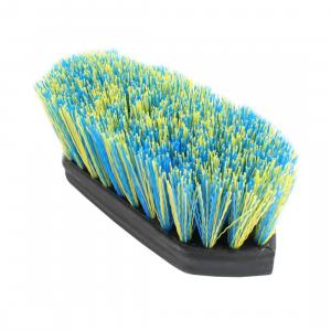 Ezi-Groom Shape Up Dandy Brush Blue/Yellow