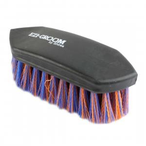 Ezi-Groom Shape Up Dandy Brush Orange/Blue