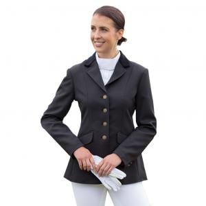 Shires Maids Aston Show Jacket Black