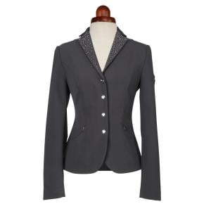 Aubrion Ladies Park Royal Show Jacket Black