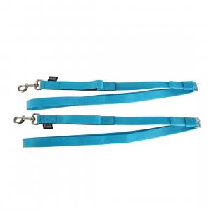 Shires Nylon Web Side Reins Blue