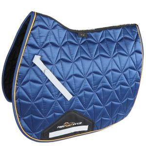 Shires Performance Luxe Saddlecloth Navy