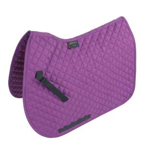 Wessex Performance Lite Saddlecloth Plum
