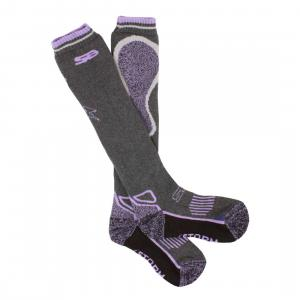 Storm Bloc® Ladies Calderbeck Socks Grey/Purple
