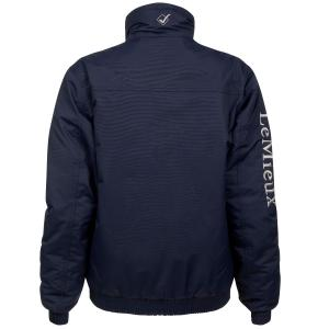 Team LeMieux Ladies Waterproof Team Jacket Navy