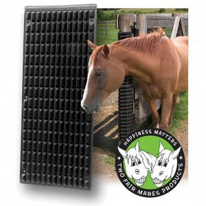 The Equine Scratcher Black