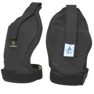 Champion Junior Ti22 Guardian Shoulder Protectors Black