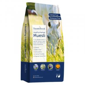 Thunderbrook Heathy Herbal Muesli 15kg