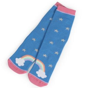 Shires Childs Tikaboo Socks Rainbow