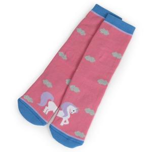 Shires Childs Tikaboo  Socks Unicorn