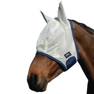 WeatherBeeta ComFiTec Airflow Mask White/Blue/Sea Blue