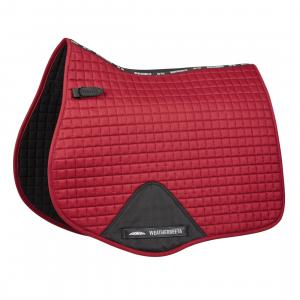 WeatherBeeta Prime All Purpose Saddle Pad Maroon