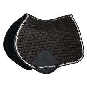 WeatherBeeta Prime Bling Jump Saddle Pad Black
