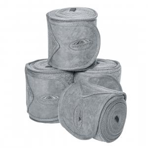 WeatherBeeta Prime Fleece Bandages Grey