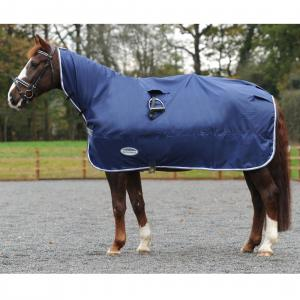 WeatherBeeta Rain Sheet Navy/Grey