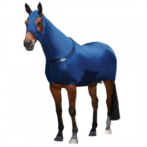 WeatherBeeta Stretch Rug with Belly Flap Navy