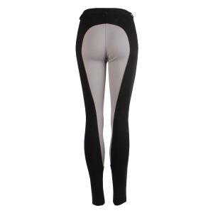 Wessex Ladies Two Tone Jodhpurs Black/Grey