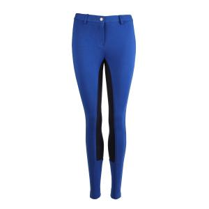 Wessex Ladies Two Tone Jodhpurs Royal/Navy